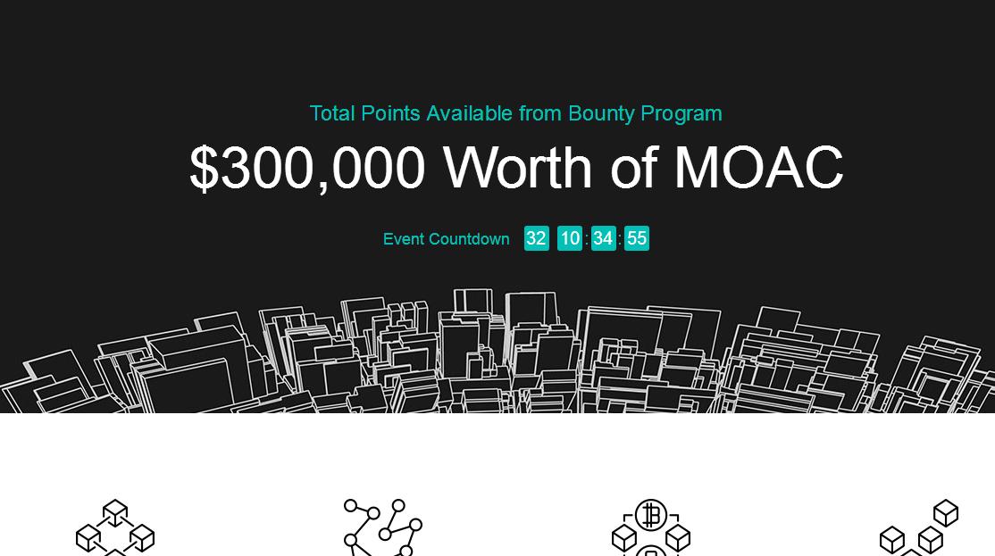 MAOC空投价值 $300000 的MOAC