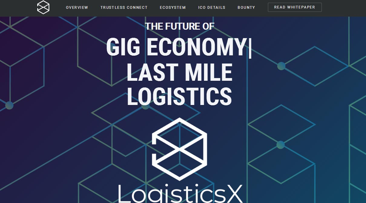 logisticsx空投45个PNP