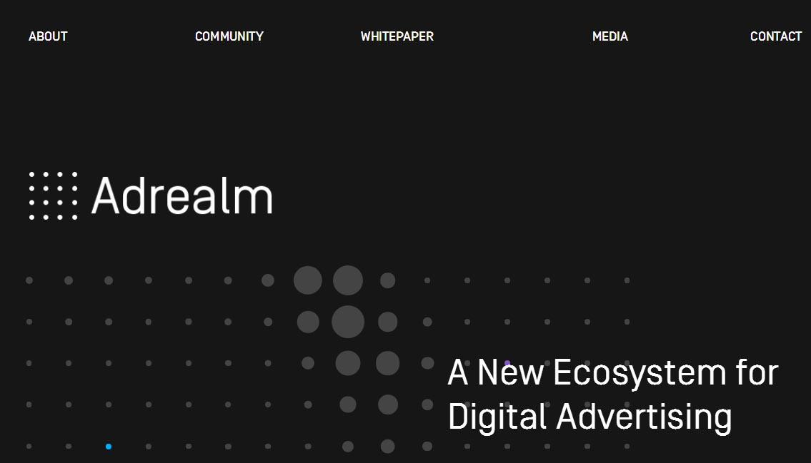 Adrealm开始验证信息,详见内容