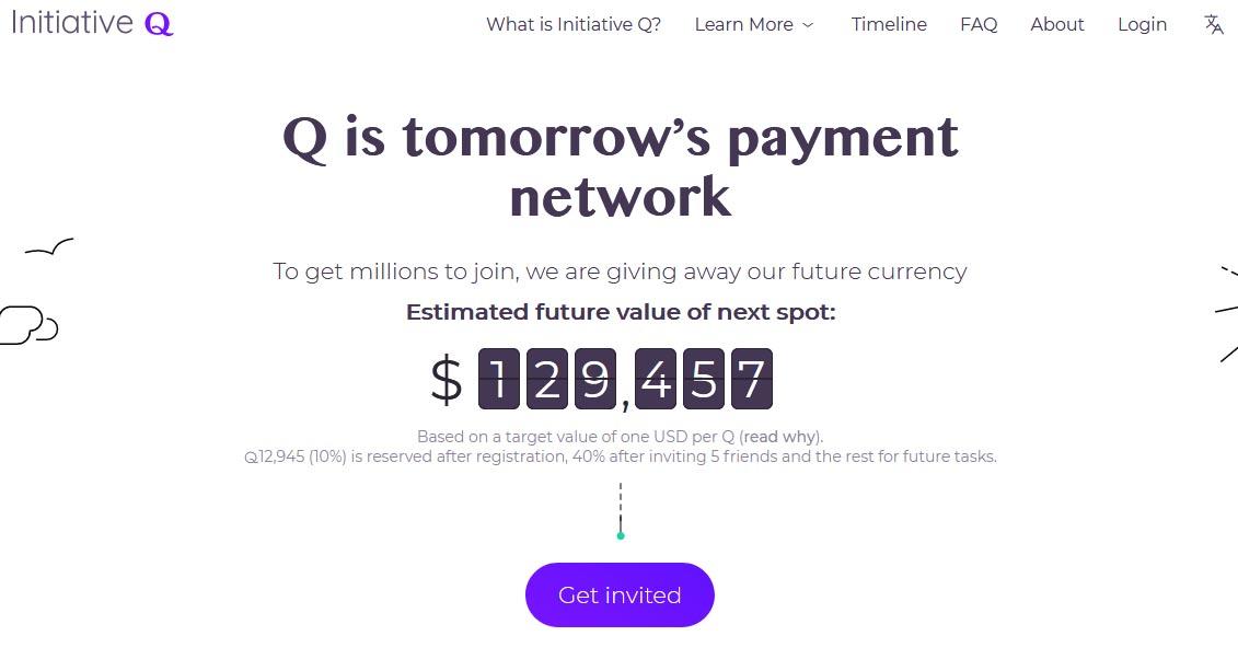 initiativeq空投11329个Q